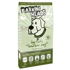 Barking Heads Big Foot Bad Hair Day- 12 kg