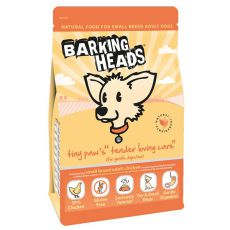 Barking Heads Tiny Paws Tender Loving Care - 1,5 kg