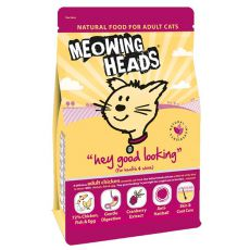Meowing Heads Hey Good Looking – 1,5kg
