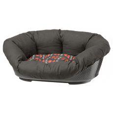 Lehátko pro psy a kočky SOFA 4 s polštářem - 64 x 48 x 25 cm