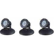 Osvětlení do jezírka NPL2-LED 3 x 2,2W