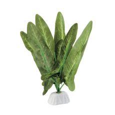 Hedvábná rostlina do akvária - plastová, 12 cm