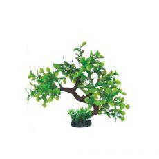 Umělá akvarijní rostlina KB – 002 - 25 x 5 x 25 cm