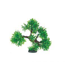 Umělá akvarijní rostlina KB – 013 - 23 x 5 x 25,5 cm
