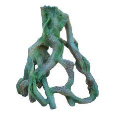 Dekorace do akvária 2168 - Zelený kořen