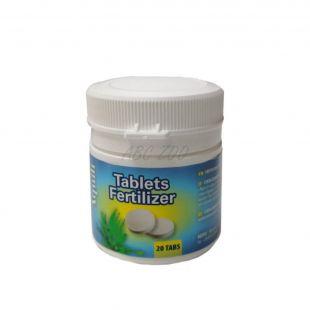 Bio tabletové hnojivo pro rostliny 20 tbl