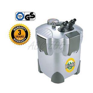 Vnější filtr BOYU EFU-25 + 5W UV (150-250 l)