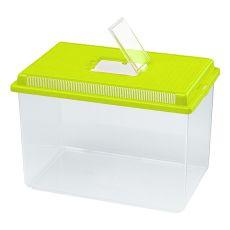 Plastová přepravka Ferplast GEO EXTRA LARGE - zelená, 11 l
