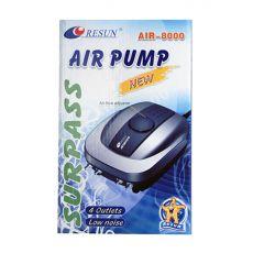 Vzduchovací motorek Resun AIR 8000