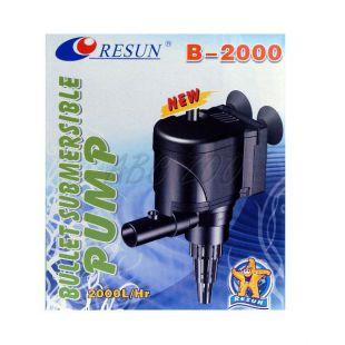 Čerpací hlava POWER HEAD B 2000 - 2000l/h - 30Watt