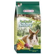 Cuni Junior Nature 2,5 kg - krmivo pro mladé zakrslé králíky