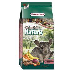 Kompletní krmivo pro činčily - Chinchilla Nature, 2,5kg