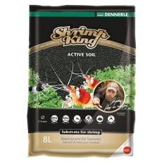 Dennerle Shrimp King - Active Soil 8 l