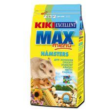 KIKI EXCELLENT MAX MENU - krmivo pro křečky, 1 kg