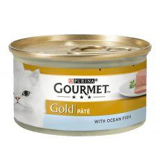 Konzerva Gourmet GOLD - paštika s tuňákem, 85 g