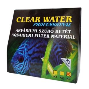 SZAT Clear Water Original K3 pro 350 - 600 l + Protein Filter Technologi