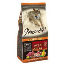 Primordial GF ADULT - buvol a makrela, 12 kg