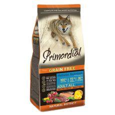 Primordial GF ADULT - kachna a pstruh, 12 kg