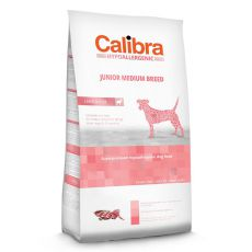 CALIBRA Dog HA Junior Medium Breed Lamb 3kg
