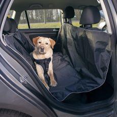 Potah pro psa do auta, 1,45 x 1,60 m - černý