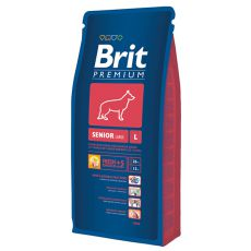 Brit Premium Senior Large – 15 kg