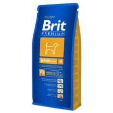 Brit Premium Senior Medium – 15 kg