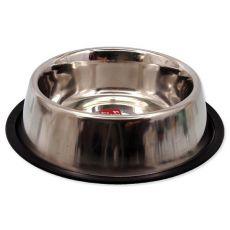 Nerezová miska pro psy Dog Fantasy - protiskluzová, 0,94 l