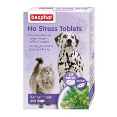 BEAPHAR No Stress Tablets - 20 tablet