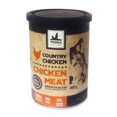 Konzerva Terra Natura Country Chicken Meat 400 g