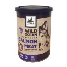 Konzerva Terra Natura Wild Ocean Salmon Meat 400 g