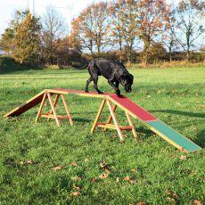 Agility překážka pro psy, kladina Dog Activity 456 x 64 x 30 cm