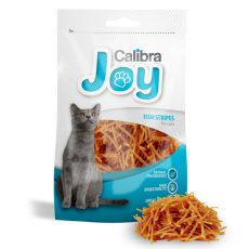 Pamlsky - Calibra Cat Joy Fish Stripes 70 g