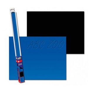 Pozadí do akvária BLACK/BLUE L - 100 x 50 cm