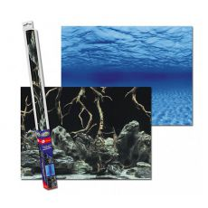 Pozadí do akvária ROOTS/WATERS XL - 150 x 60 cm