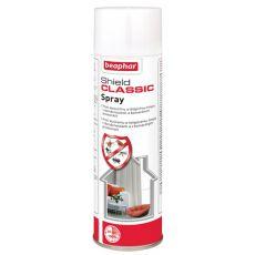 Sprej proti hmyzu Beaphar Shield Classic Spray, 400 ml