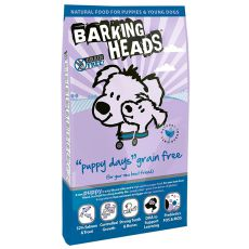 Barking Heads Puppy Days Grain Free, 12 kg