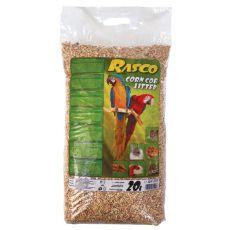 Podestýlka kukuřičná RASCO 20 l – jemná