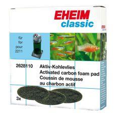 EHEIM classic 150 (2211) – filtrační vložka s aktivním uhlím