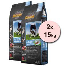 BELCANDO Junior Lamb & Rice 2 x 15 kg