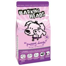 Barking Heads Puppy Days - 2kg
