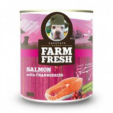 Farm Fresh – Salmon with Cranberries 750 g
