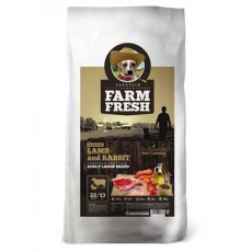 Farm Fresh Lamb and Rabbit Adult Large Breed GF 15 kg