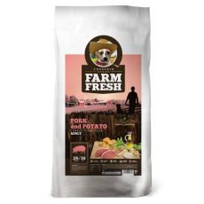 Farm Fresh Pork and Potato 15 kg