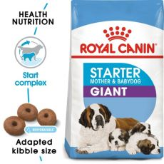 ROYAL CANIN GIANT STARTER M&B 15 kg