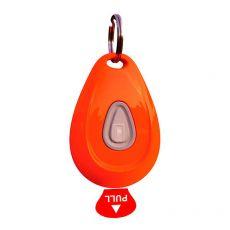 Zero Bugs, ultrazvukový odpudzovač klíšťat a blech – oranžový