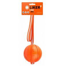 Přetahovadlo pro psa LIKER Line se šňůrkou 9 cm