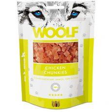 WOOLF Chicken Chunkies 100 g