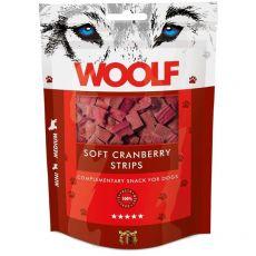 WOOLF Soft Cranberry Strips 100 g