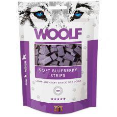 WOOLF Soft Blueberry Strips 100 g