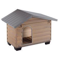 Dřevěná bouda CANADA 6 - 133,5 x 88 x 89,5 cm